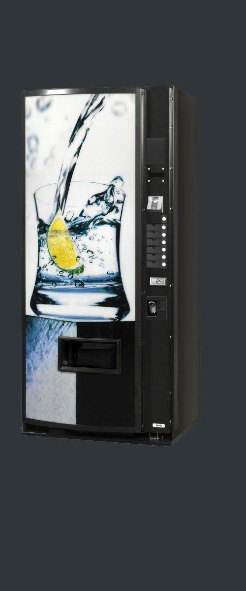 Getränkeautomat-aufstellen-Kaltgetränke